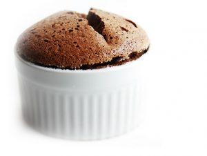 Συνταγή για σουφλέ σοκολάτας