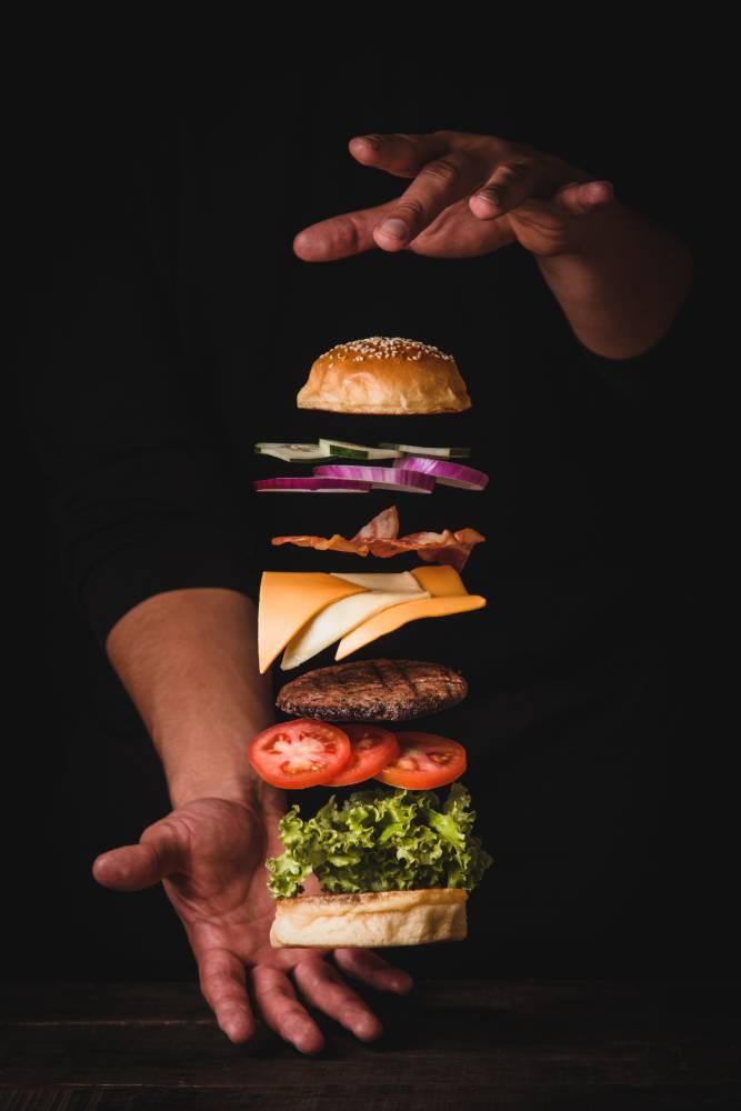 τεραστιο burger αθηνα